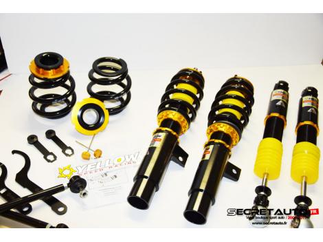 Unboxing combiné fileté Yellow Speed Racing Dynamic Pro Sport pour Audi S3 (8L)