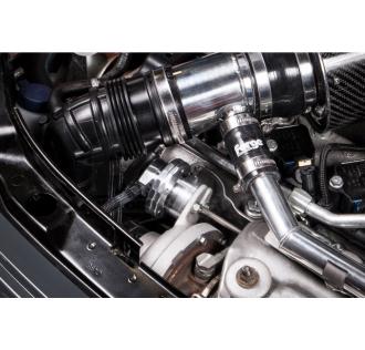 Nouvelle wastegate Forge Motorsport pour Fiat 595 Abarth Competizione et Turismo.