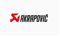 Ligne échappement Akrapovic inox et titane