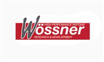 Bielles et pistons forgés Wossner