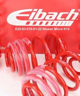 35% de remise sur les kits ressorts courts Eibach Sportline
