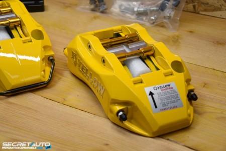 Yellow Speed Racing